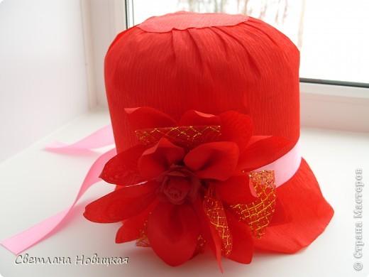 Радужные шляпки. Сделала для танца девочкам подготовительно группы. Вспомнила детский стишок... фото 2