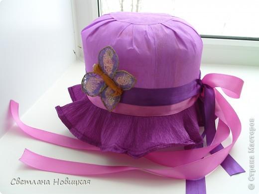 Радужные шляпки. Сделала для танца девочкам подготовительно группы. Вспомнила детский стишок... фото 8