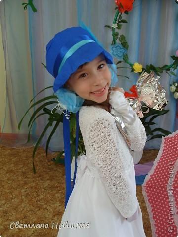 Радужные шляпки. Сделала для танца девочкам подготовительно группы. Вспомнила детский стишок... фото 13