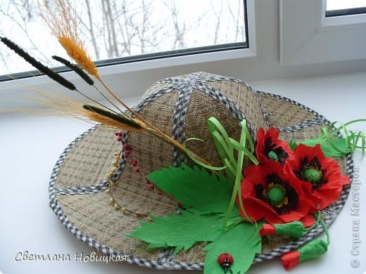 Радужные шляпки. Сделала для танца девочкам подготовительно группы. Вспомнила детский стишок... фото 19