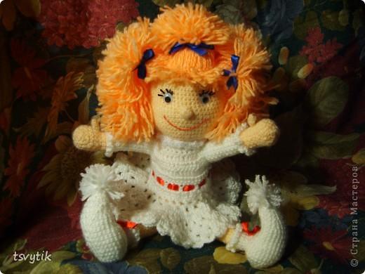 Кукла-Ангел фото 1