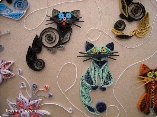 7 кошек, 7 лет счастливой жизни...))) фото 2