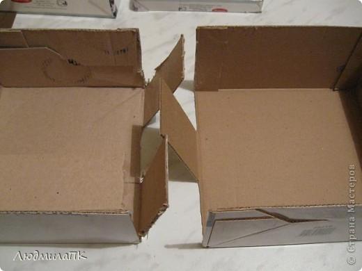 По просьбе сделала МК по оформлению коробки для подарочного набора.  фото 4