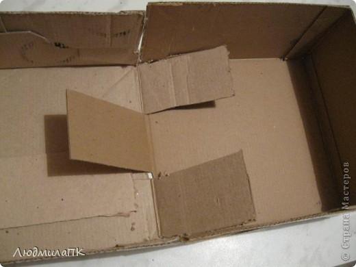 По просьбе сделала МК по оформлению коробки для подарочного набора.  фото 5