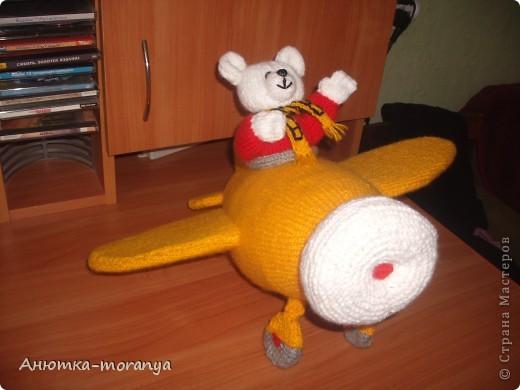 Мишка-летчик фото 2