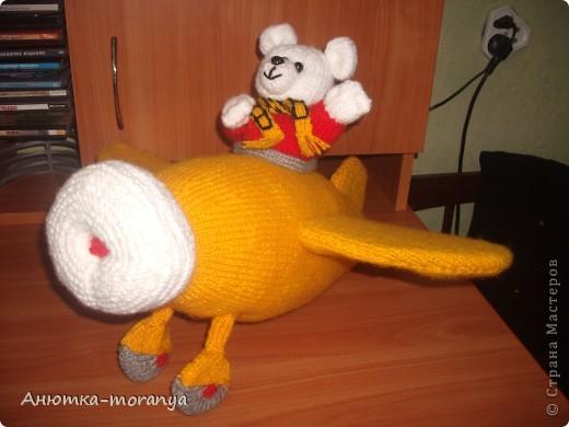 Мишка-летчик фото 1