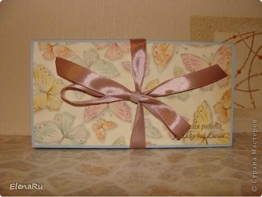Шоколадные коробочки фото 6