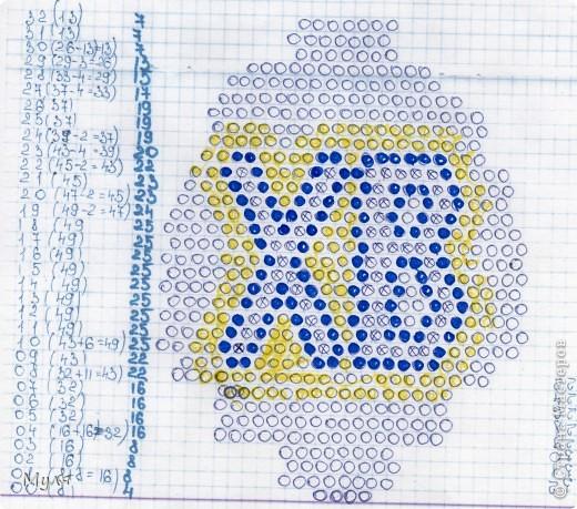 Оригинал Виктории Серовой  находится тут  http://vs-origami.narod.ru/diag/egg.htm. Бумага используемая мной была разная поэтому и яйца получились по форме не совсем одинаковые. фото 3