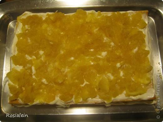 Ну что ж... угощайтесь !!! Хочу представить Вам один из двух моих самых любимых тортов по рецепту моей Бабушки :))) Это просто королевский яблочно-сметанный вкус !!! фото 11