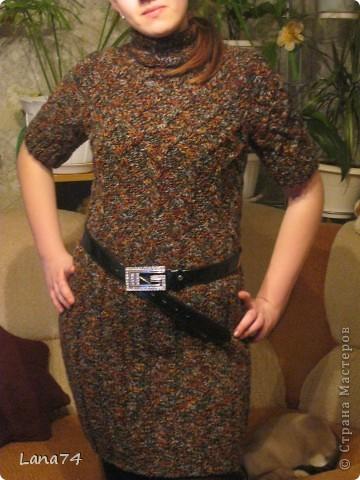 Подарок бабушке (серенькая шаль) фото 16