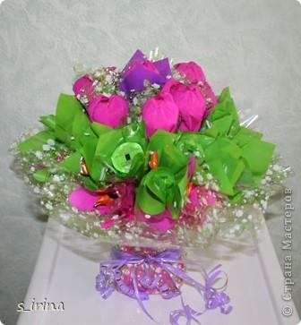 Радужное настроение- подарок в 8 марта фото 8