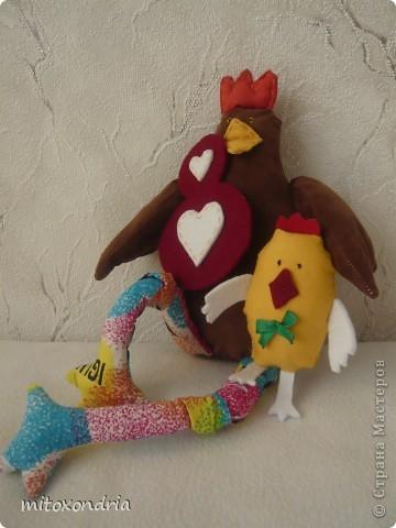 Тильда - курица