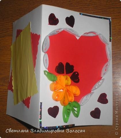 Эти открытки тоже подарены воспитанниками сотрудницам детского дома.  фото 10