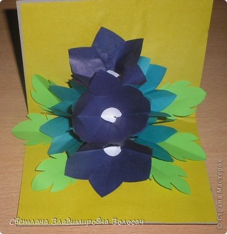 Эти открытки тоже подарены воспитанниками сотрудницам детского дома.  фото 8