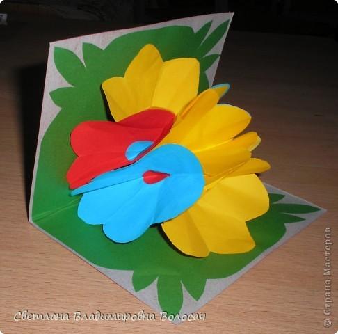 Эти открытки тоже подарены воспитанниками сотрудницам детского дома.  фото 5