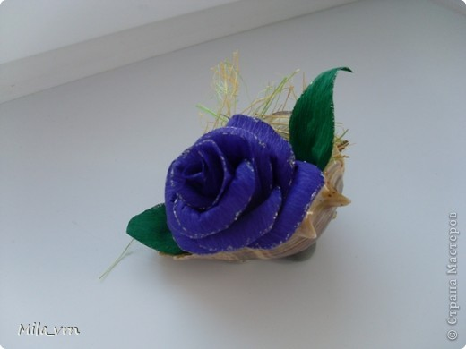Долго думала над подарком мамочке и нашла такую вот красоту: http://stranamasterov.ru/node/159994 (Tyunechka, спасибо Вам огромное за идею)!!  фото 1