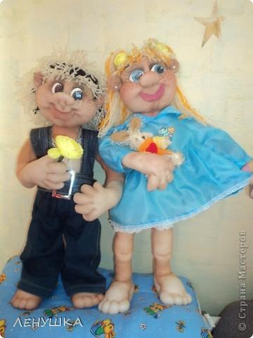 Куклы-человеки!!!!!! фото 1