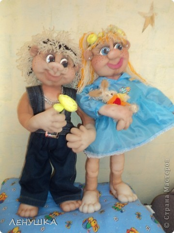 Куклы-человеки!!!!!! фото 2