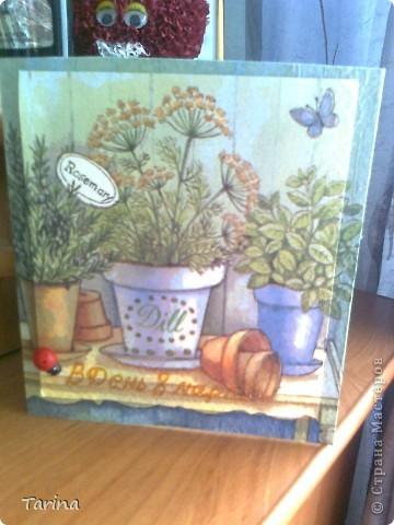 открыточка для мамы на 8марта фото 3