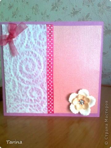 открыточка для мамы на 8марта фото 6