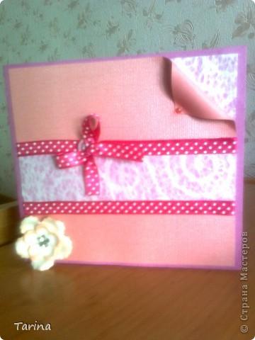 открыточка для мамы на 8марта фото 8