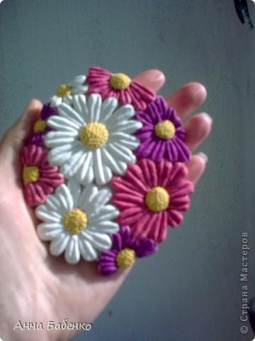 Спасибо Ларисе за чудесную идею. Всем очень понравились маленькие горшочки с цветами. фото 2