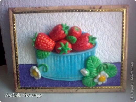 Клубнички для внучки Леры. фото 1