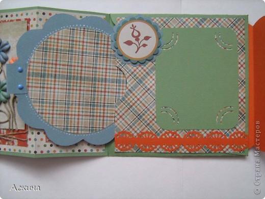 Идею альбом-сумочки видела здесь http://scrap-info.ru/myarticles/article_storyid_110.html. Делать его одно удовольствие))) А сделала я его на день рождения снохи. У нее он был 8 марта!  фото 9