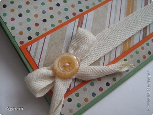 Идею альбом-сумочки видела здесь http://scrap-info.ru/myarticles/article_storyid_110.html. Делать его одно удовольствие))) А сделала я его на день рождения снохи. У нее он был 8 марта!  фото 2