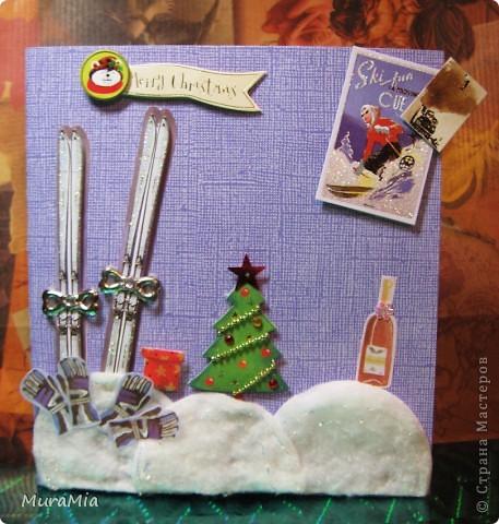 Открытки... Новогодние фото 4