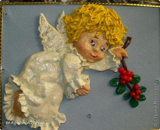 Всем знакомым почему-то захотелось заиметь ангелочков.... фото 1