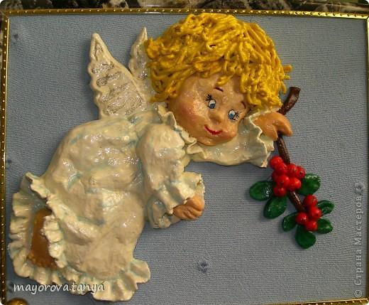 Всем знакомым почему-то захотелось заиметь ангелочков.... фото 2
