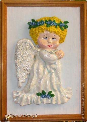 Всем знакомым почему-то захотелось заиметь ангелочков.... фото 3