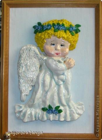 Всем знакомым почему-то захотелось заиметь ангелочков.... фото 4