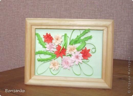 Цветочки для мамы. фото 3