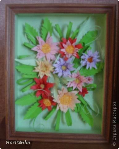 Цветочки для мамы. фото 1