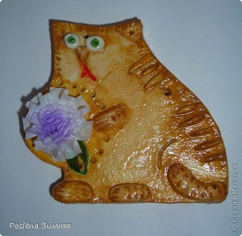 Кот Сердцеед. Спасибо мастерам Страны. фото 3