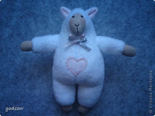 Вот таких овечек я сделала для подружки сына и подружки его друга. фото 3