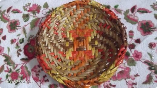 тарелочка для фруктов (донышко) фото 2