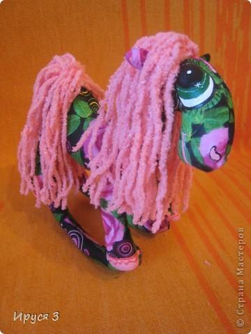 Лошадка Розочка фото 2