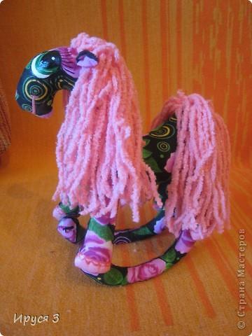 Лошадка Розочка фото 1