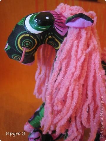 Лошадка Розочка фото 3