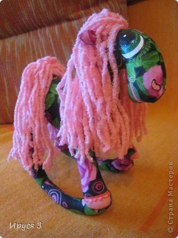 Лошадка Розочка фото 5