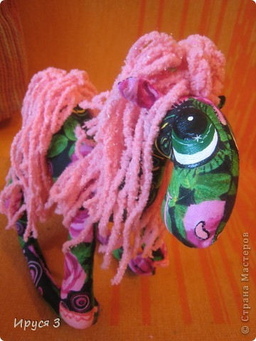 Лошадка Розочка фото 9