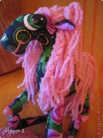 Лошадка Розочка фото 10