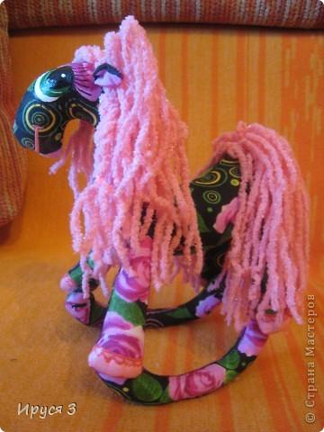 Лошадка Розочка фото 11