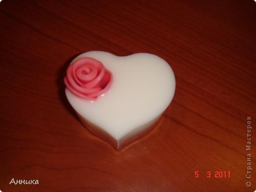 Опять с подружкой на 8 марта подарки делали.. Что-то увлеклись сердцами. фото 4