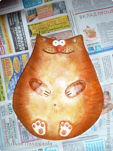 Соленый кот. Повторюшка