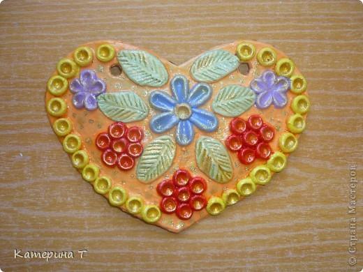 """Расцвели розы на сердце. (у кого-то """"слизала"""") фото 2"""