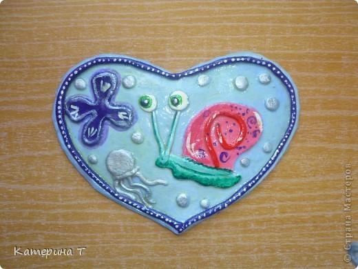 """Расцвели розы на сердце. (у кого-то """"слизала"""") фото 4"""